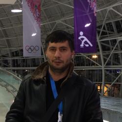 Шадалов Ислам - вице-президент ЧРОО «Федерация автоспорта Чеченской Республики